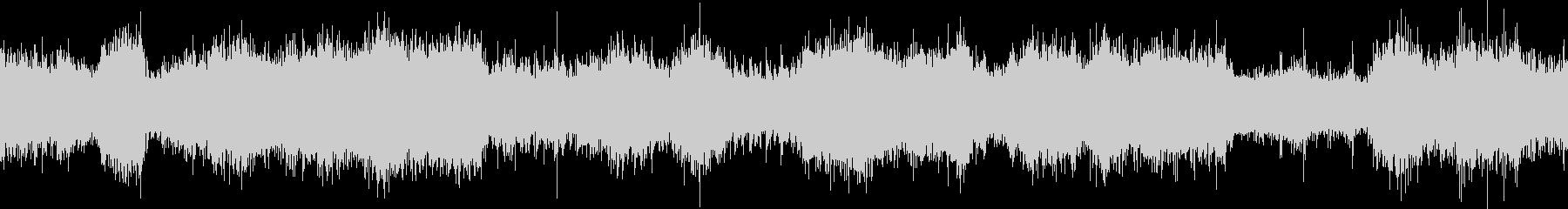ループ再生可能!ラジオノイズ・SPLの未再生の波形