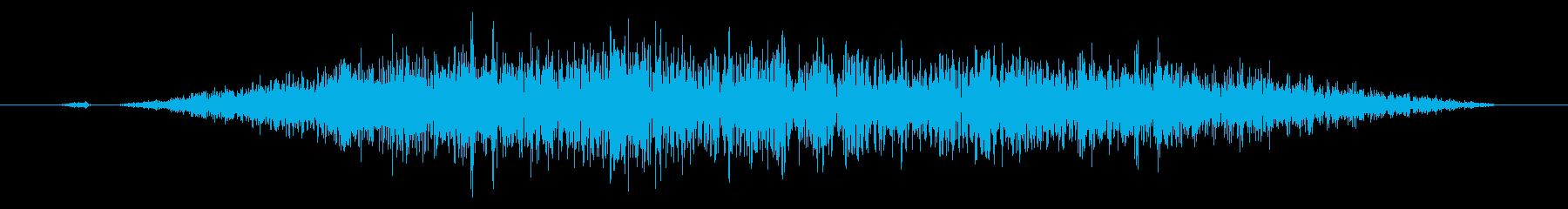 スワイプ/キャンセル/場面転換に最適!3の再生済みの波形