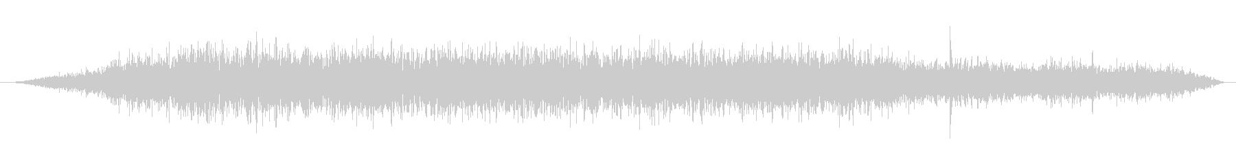 This is the sound of the takeoff of an airplane recorded on board.'s unreproduced waveform