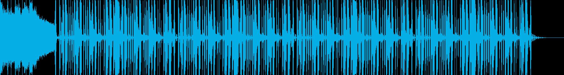 「鍵」がテーマのミステリアスなファンクの再生済みの波形