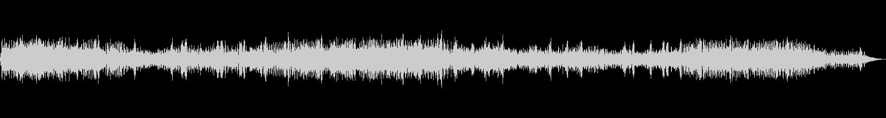 [バイノーラル録音]カエルの鳴き声-5月の未再生の波形