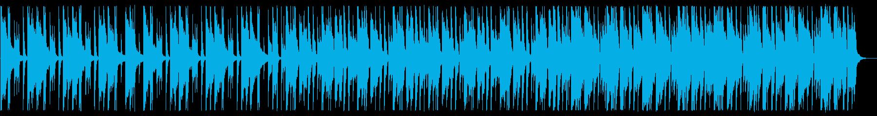 アーバン/都会/R&B_No458_2の再生済みの波形