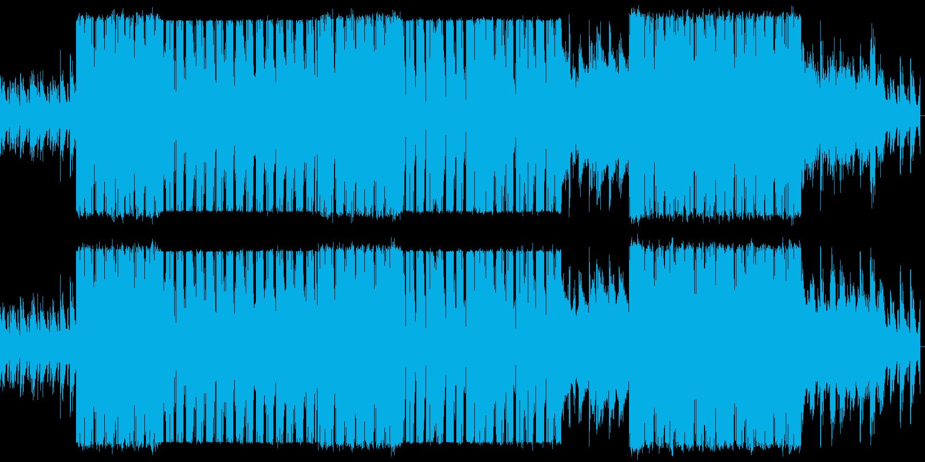 【歌モノ男】アコギのラブバラード調の再生済みの波形