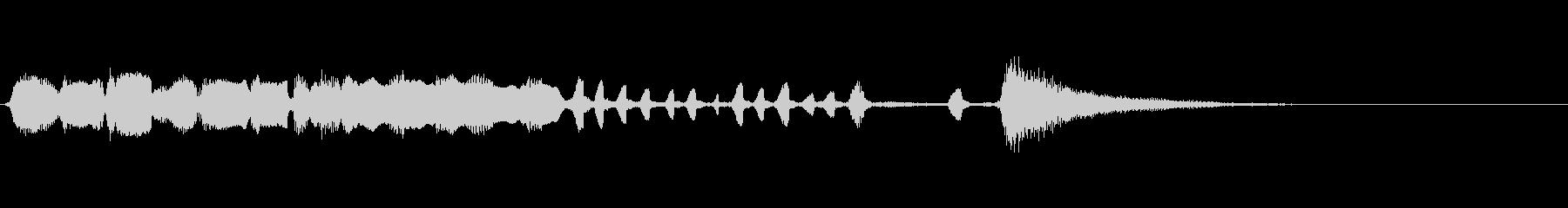 【生演奏】アコーディオンジングル20の未再生の波形