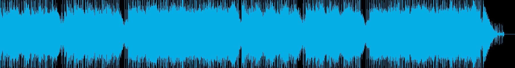 まったりのんびりチルいヒップホップです。の再生済みの波形