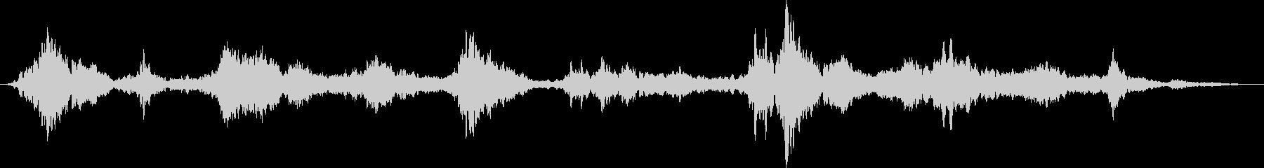 ライトカスケードミュージカルドロー...の未再生の波形