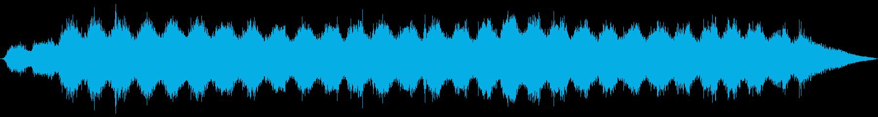 ローイングマシン:モダン:スタート...の再生済みの波形