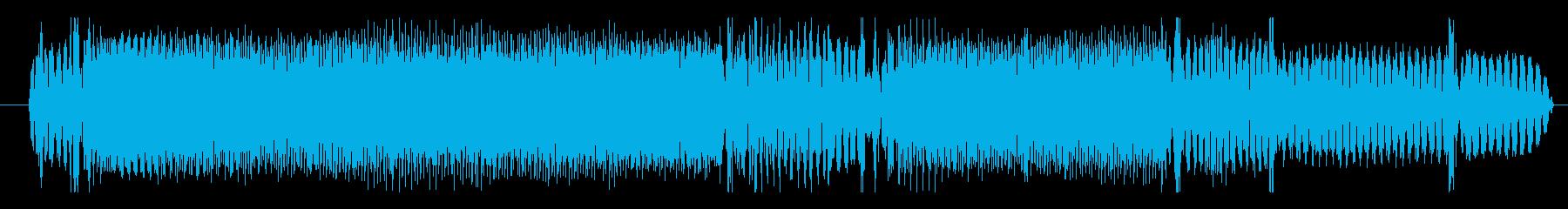 車 スバルインプレッサアクセラレー...の再生済みの波形