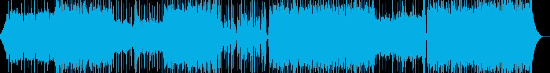 ティーン ポップ テクノ インディ...の再生済みの波形