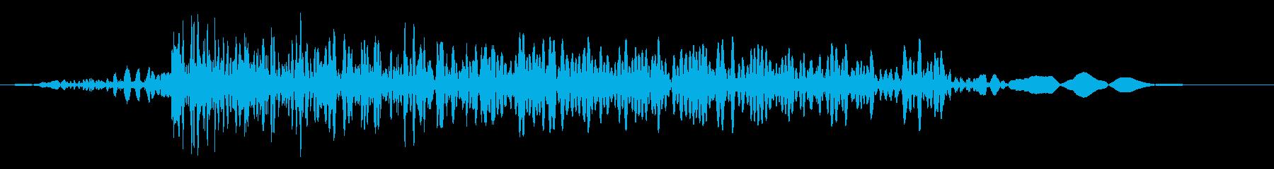 カエル モンスター ゲーム 攻撃 弱の再生済みの波形