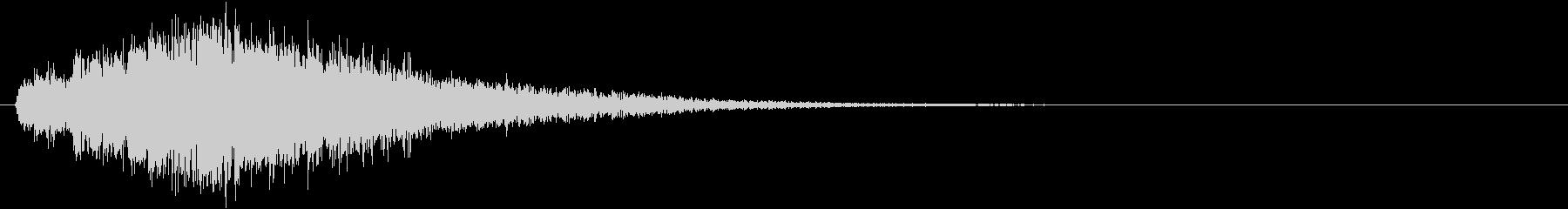 アニマルスティンガー; Eerie...の未再生の波形