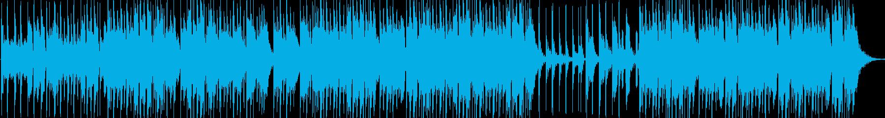 レトロ ドラマチック テクノロジー...の再生済みの波形