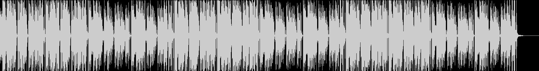 キラキラしたEDM、フューチャーベースの未再生の波形