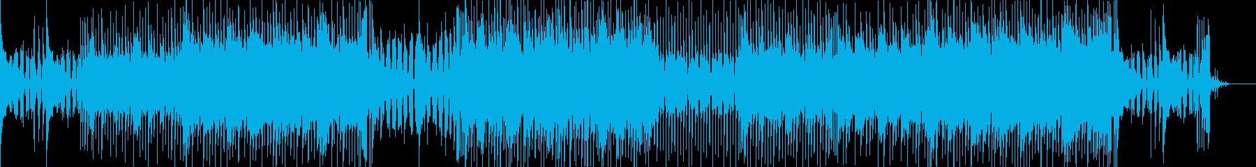 冬に合いそうな切ないカッコイイ曲の再生済みの波形