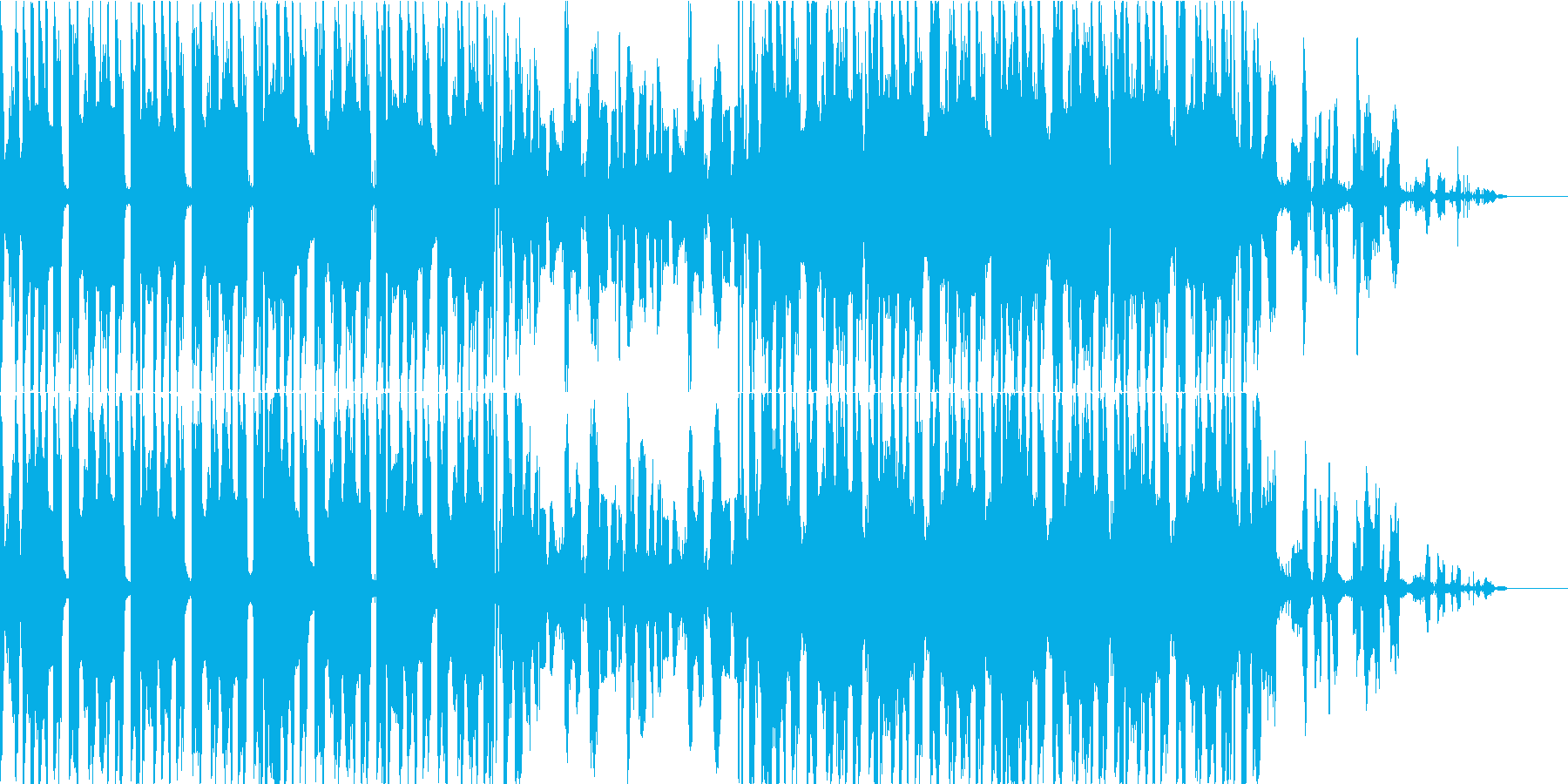 コーポレート レトロ アクティブ ...の再生済みの波形