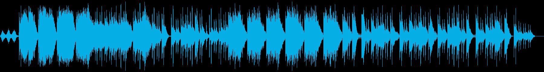 エレクトロニック 静か やる気 平...の再生済みの波形