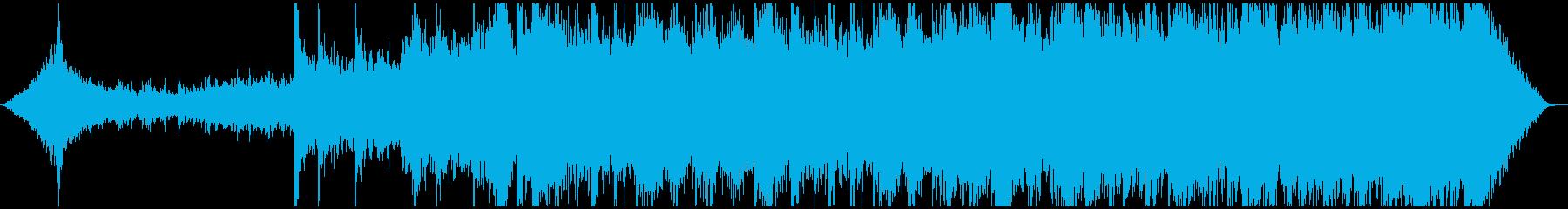 現代的 交響曲 クラシック プログ...の再生済みの波形
