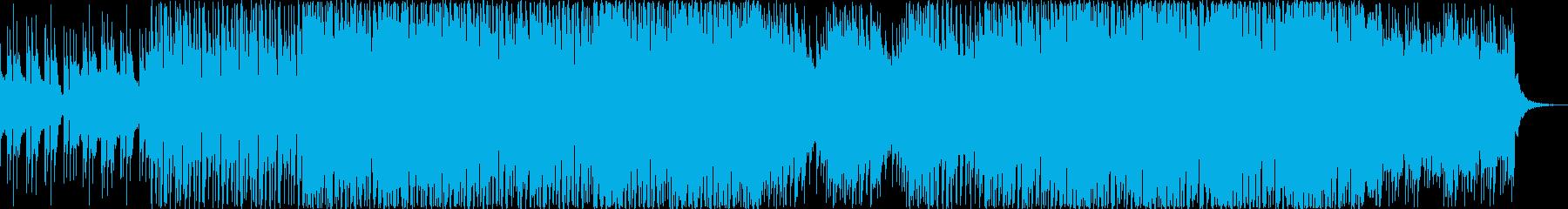 ポップ サスペンス アクション フ...の再生済みの波形