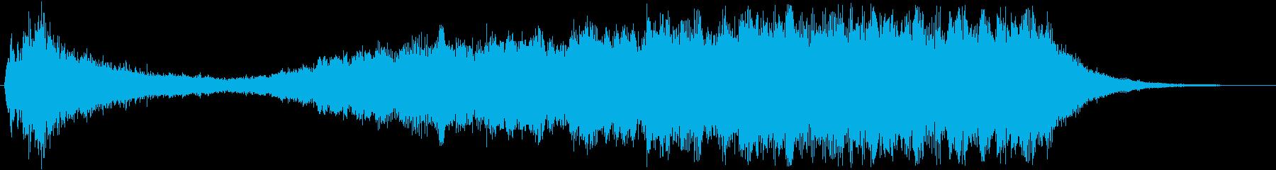 日光・UV・紫外線(長)の再生済みの波形
