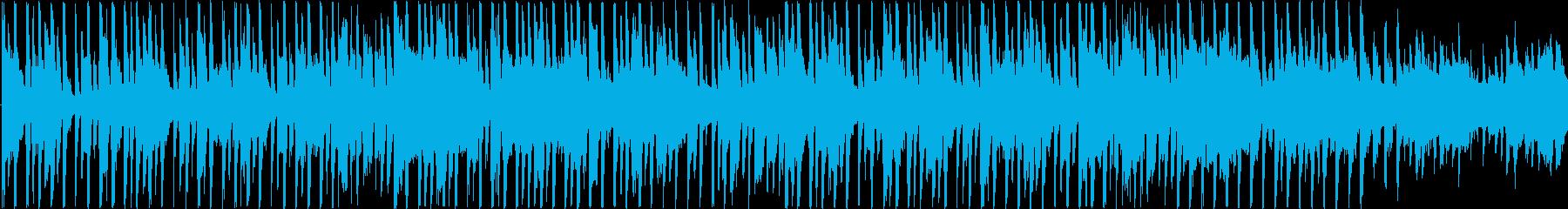 おしゃれな女性ボーカル 洋楽(ループA)の再生済みの波形