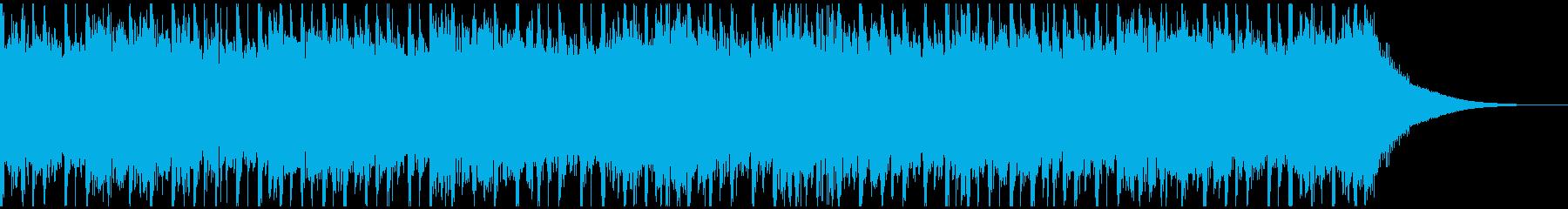 シリアスコーポレーション(39秒)の再生済みの波形
