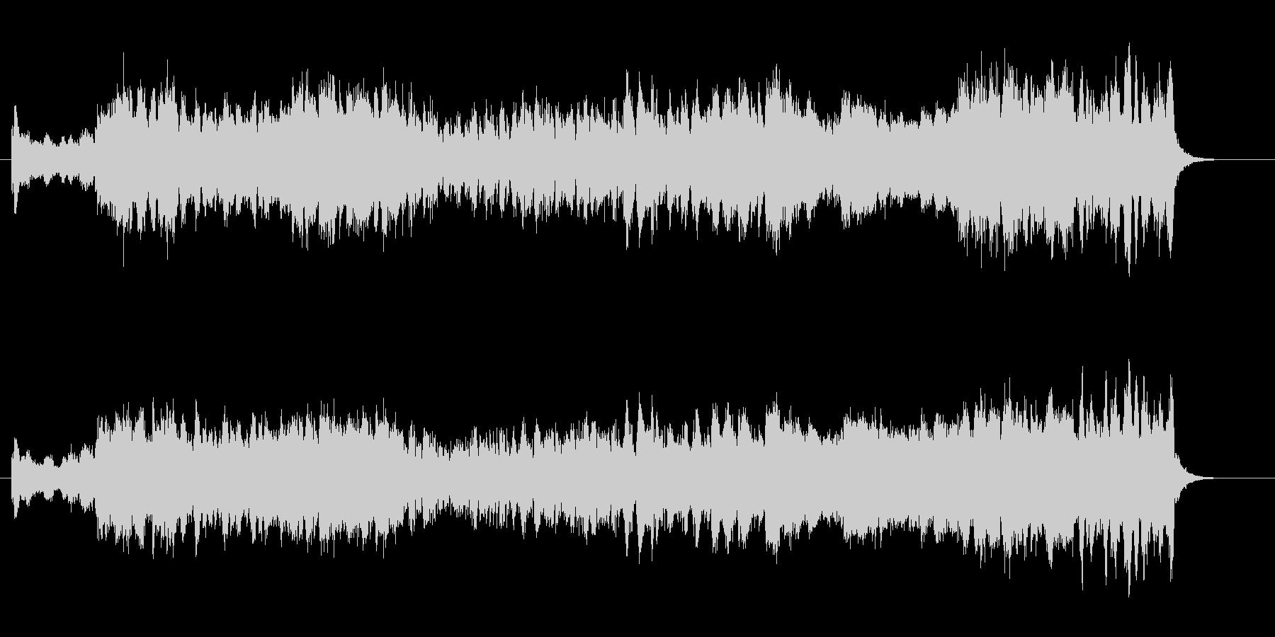シンフォニック・サウンド/サントラ風の未再生の波形