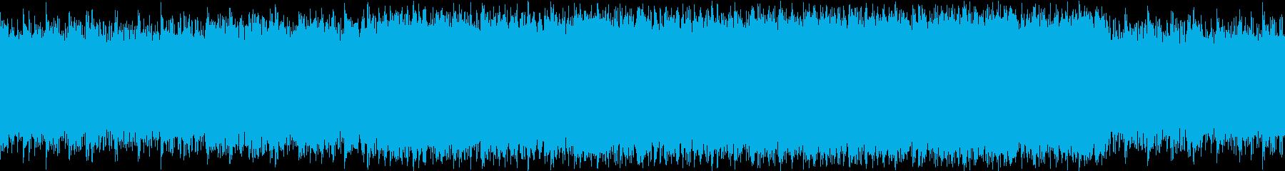シーン・感動最終回・ループ・ピアノ・オケの再生済みの波形