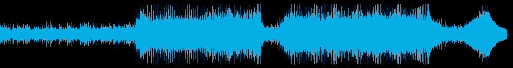 わくわく感溢れる爽やかエレクトロ・ポップの再生済みの波形