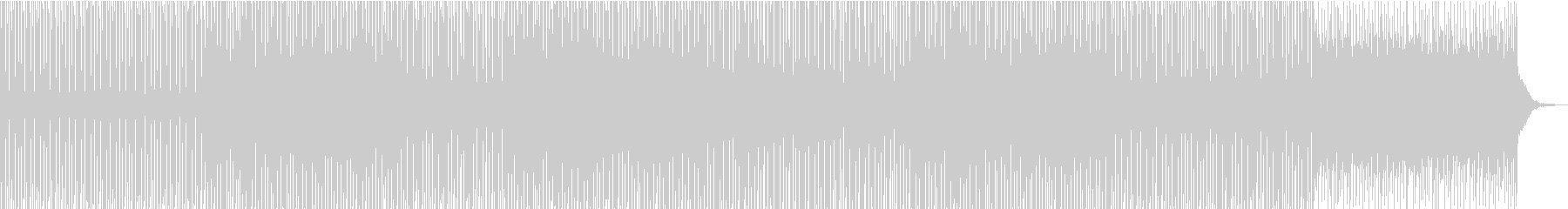 ハウス ダンス プログレッシブ テ...の未再生の波形
