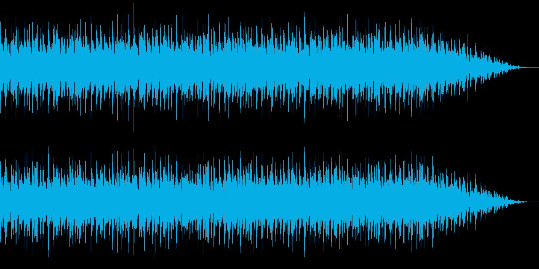 踊りたくなるような軽快なサウンドの再生済みの波形