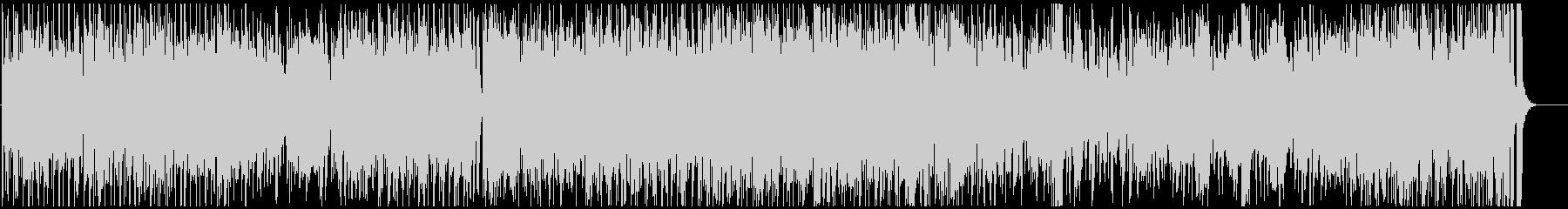 トロピカルなラテンジャズ フルートverの未再生の波形