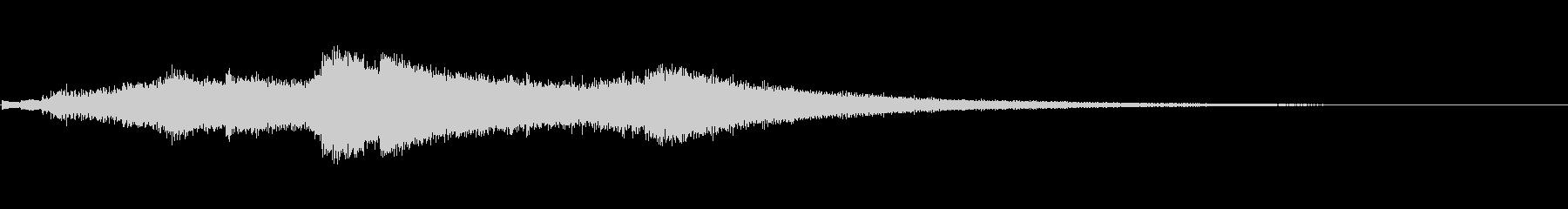 オーケストラベル:夢の未再生の波形