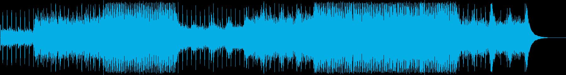 ゆったり 海 夏トロピカル EDM 2の再生済みの波形