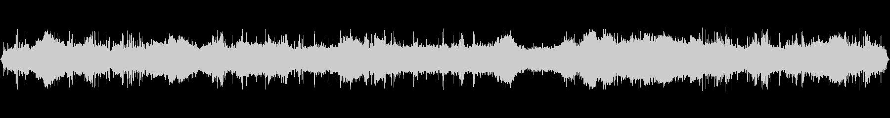 クレーンティアリングダウンビル、声...の未再生の波形