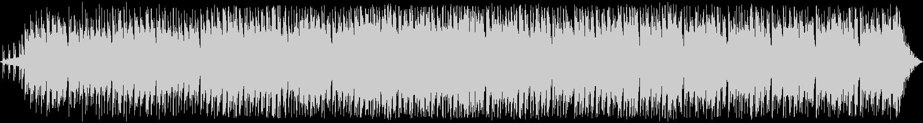 かわいい感じのエレクトロポップス別verの未再生の波形