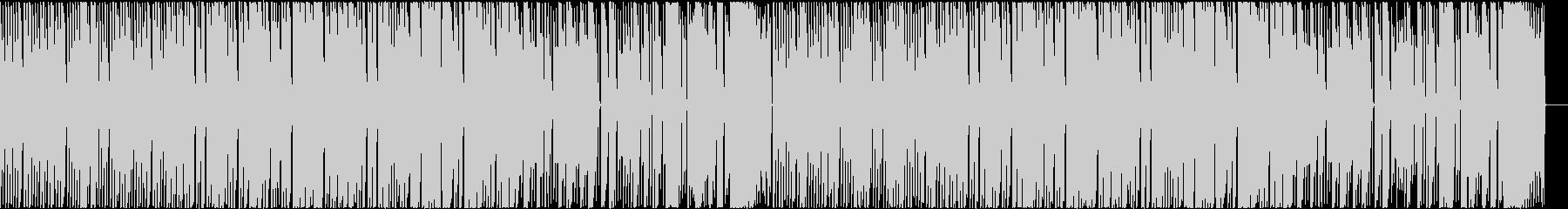 ロックマンを思わせる様な8bitサウンドの未再生の波形