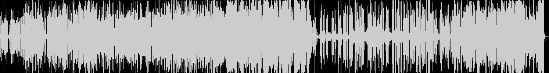 標準ジャズ。ハッピーアレンジメント。の未再生の波形