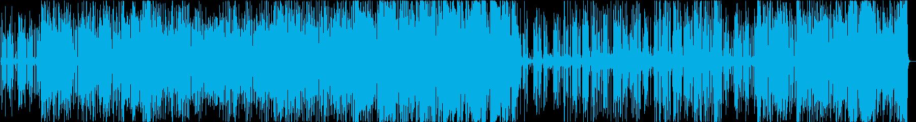 標準ジャズ。ハッピーアレンジメント。の再生済みの波形