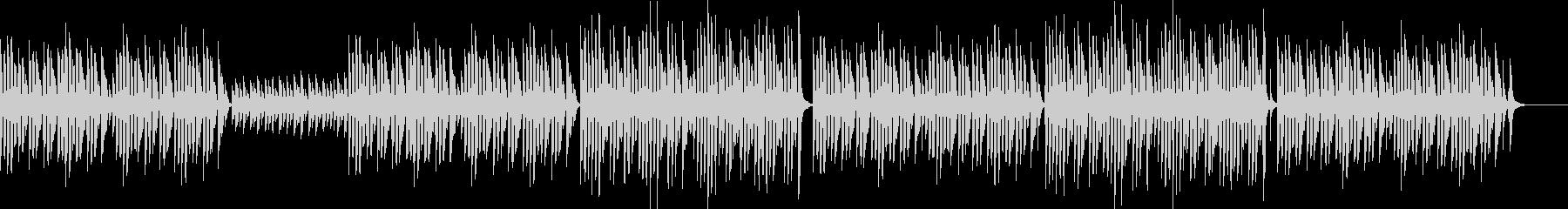 bpm080 キッズTikTok可愛い笛の未再生の波形