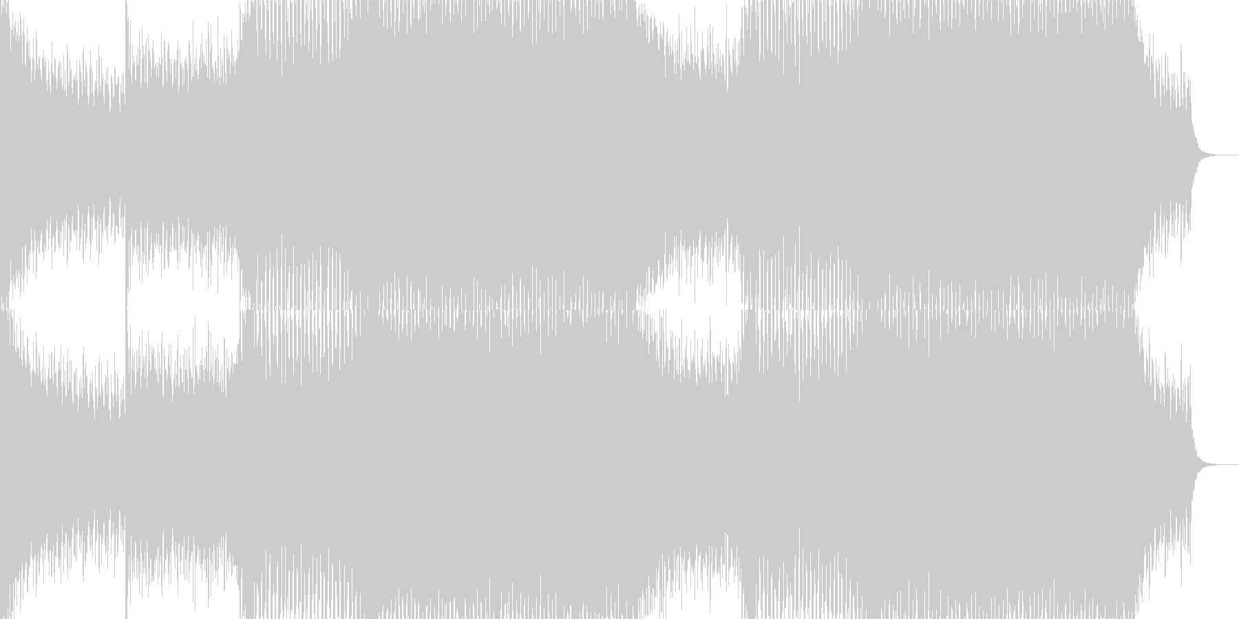 EDMポップで明るいクラブ系-103の未再生の波形