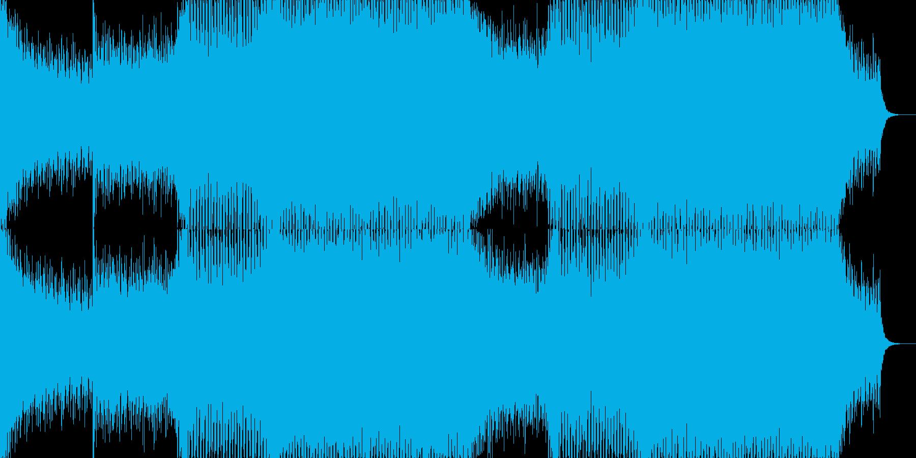 EDMポップで明るいクラブ系-103の再生済みの波形