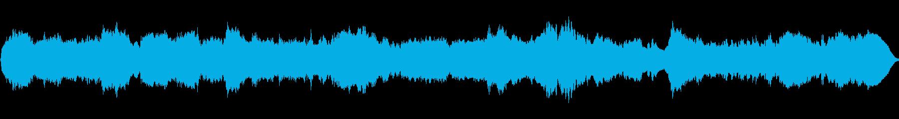 バロック調木管三重奏オリジナル曲です。の再生済みの波形