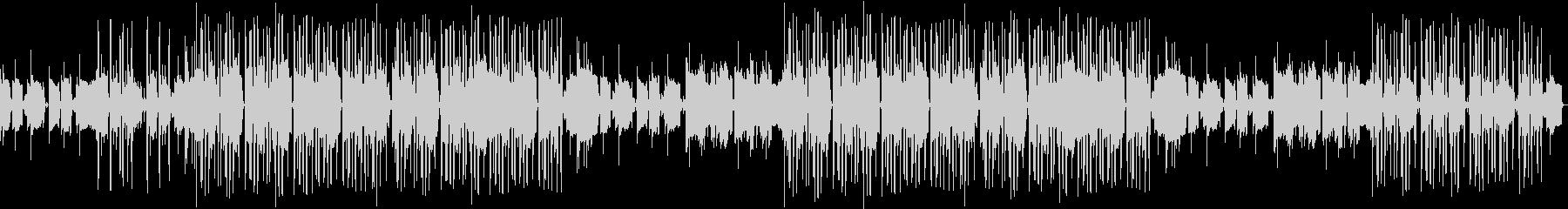 生音ギター・センチメンタル・エモ・ループの未再生の波形