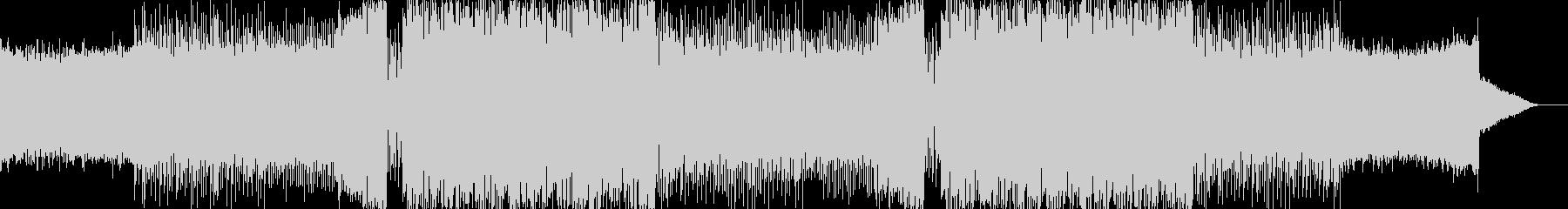 EDM、凶悪なワブルベースのダブステップの未再生の波形