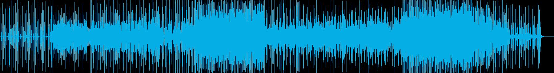 空間-シンセ-アンビエント-PV-空-星の再生済みの波形
