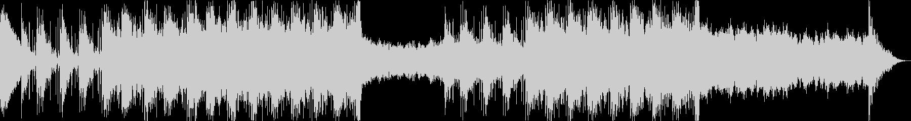 映画音楽、スピード感のある映像向け-03の未再生の波形