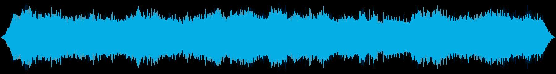 オーシャン:ヘビーディスタントサー...の再生済みの波形