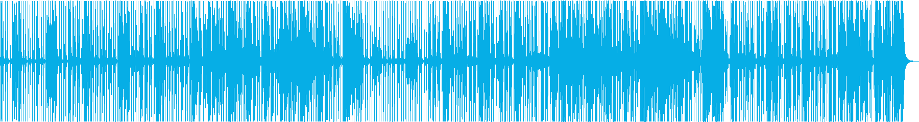 楽しくて軽やかな口笛のポップスの再生済みの波形