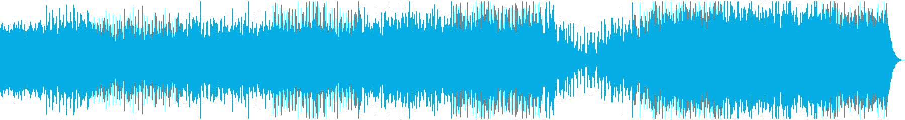ほのぼのと奏でるライト・ロックの再生済みの波形
