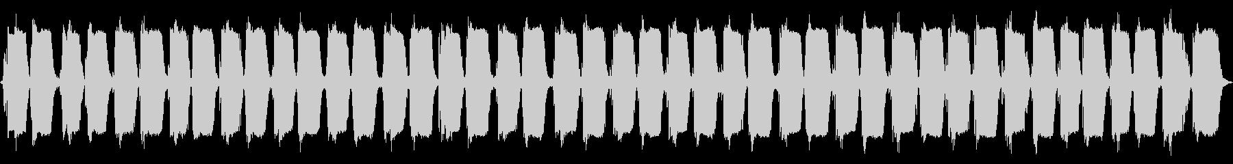 小型ベローズ:定速ポンプの未再生の波形